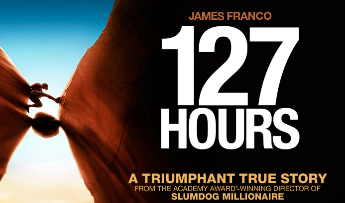 127 Hours-A movie review « My Thinking Tree